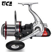 Tica 14 Anti-corrosion Bbs Graphite Body Spinning Reels For Surf Casting Fishing