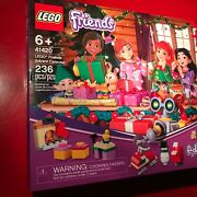 Only 2 Left Buy Now - Lego Friends Advent Calendar 41420 Building Toy