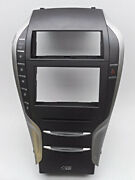 Oem Lincoln Mkz Front Radio Temperature Control Faceplate-scratches/nicks/crack
