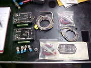 Autometer 2 Channel Pyrometer K Typer Thermocouple Egt Cylider Head Temp