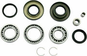 Honda Foreman 400 450 Rubicon 500 4x4 Rear Wheel Differential Bearing And Seal Kit