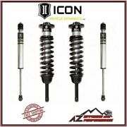 Icon 0-2.75 Lift Stage 1 Suspension System For 2005-2021 Toyota Tacoma