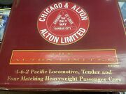 Lionel Chicago Alton Odyssey Set. Free Shipping Included