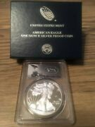 2020-w End Of World War Ii 75th Anniversary American Eagle Silver Proof Coin