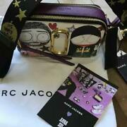 Marc Jacobs Anna Sui Snapshot Limited Collaboration Crossbody Bag Unused F/s