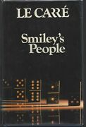 John Le Carreand039 / Smileyand039s People First Edition 1979