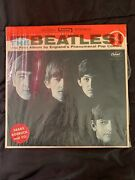 Rare And Mint Condition Meet The Beatles Lp - 6th West Coast Pressing W/ Frame