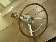 Oem Ford 1963 Lincoln Continental Steering Column Wheel Neutral Safety Switch +