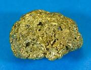 542c Large Alaskan Bc Natural Gold Nugget 29.45 Grams Genuine-c