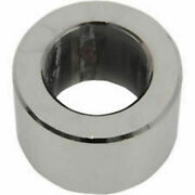 Drag Specialties .750 Chrome Outer 3/4d Axle Spacer For Harley Motorcycles