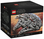 Lego 75192 Star Wars Ultimate Collectors Series Millennium Falcon Sealed In Box