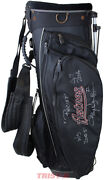 Roger Clemens Signed Callaway Houston Astros Used Golf Bag Inscribed Tristar
