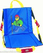 Lego Beach And Camp Child Soft Seat By Stearns .. New For Ages 2-5