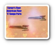 American Flyer Parts - Pa10888 Crossheads F/ Pacific Locos 283-290 Etc 2 Pcs---