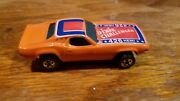 1982 Hot Wheels Dixie Challenger Car Without Flag On Top Excellent Shape