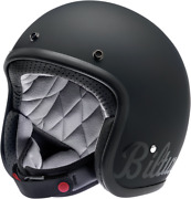 Biltwell Bonanza Motorcycle Helmet All Solid Colors And Sizes
