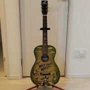 Gretsch G4500 Americana Limited 120 Guitar Way Out West F/s From Japan