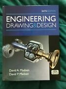 Mindtap Course List Ser. Engineering Drawing And Design By David P. Madsen And…