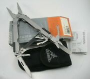 Vintage Gerber 07563 600 Pro Scout Multi Plier Tool Knife Never Used In Box