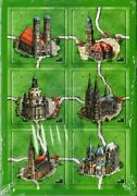 Carcassonne German Cathedrals Old Edit Mini Expansion English Brand New Sealed