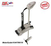 Motorguide Xi5 Wireless Trolling Motor Gps - 80lbs-48-24v- New 941700110
