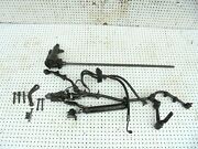 1965-1966 Mustang 6 Cylinder Power Steering Drag Center Link With Steering Box