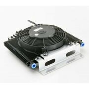 Be Cool 96300 Transmission Cooler Module W/electric Fan New