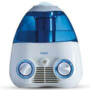 Vicks Starry Night Filtered Cool Mist Humidifier, Medium To Large Rooms, 1