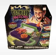 Tech 4 Kids Fright Factory Creature Creator Toy Uv Light And 3 Stencils