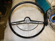 1963 Chevy Impala Steering Wheel And Horn Ring