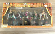 N'sync Band On Tour 2000 Collector's Edition Puppets Dolls Marionettes Vintage