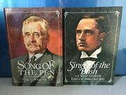 A.b. 'banjo' Paterson Singer Of The Bush And Song Of The Pen Hardcover Books