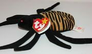 Ty Beanie Baby Spinner Dob 10-28-96 With Pvc Pellets
