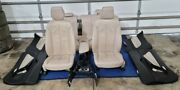 Bmw F22 F23 F87 Front And Rear Sport Heated Seats Dakota Oyster Assembly Oem