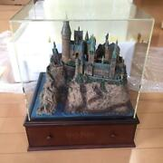 Harry Potter Hogwarts School Of Witchcraft And Wizardry Diorama Super Rare