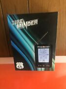 Tire Minder Tpms Tire Pressure Monitoring System Tm66-m6 With 6 Sensors Sealed