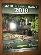Bachmann Trains 2010 And 2010 Williams By Bachmann Catalog Of Trains