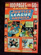 Justice League Of America 111 Dc Comics Bronze Age 100 Pages