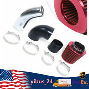 Cold Air Intake Pipe Filter Kit W/ Hoses And Clamps For Gm Ls1 Lsx Lmx Lqx Motor