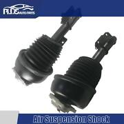 2pc For Mercedes W212 W218 4matic Air Suspension Shock Front L+r 2123208113/8213