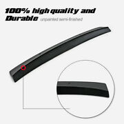 For Bmw E46 M3 Only Rb Style Frp Unpainted Rear Spoiler Trunk Diffuser Wing
