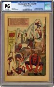 Amazing Spider-man Annual 1 Cgc 0.0 Page Pg 1964 1st Ap. Sinister Six Spiderman