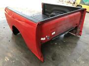 2013-2018 Dodge 2500 3500 Red 6and039 4 Bed W/o 5th Wheel