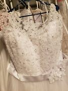 Nwt Alfred Angelo White Size 22 Wedding Dress 21 Off New Year Sale