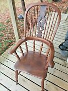 Antique English Windsor Chair