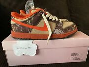 Nike Dunk Sb Low Pro Reese Forbes Hunter 2004 New Ds Size 12