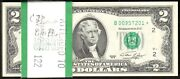 2 1976 Frn Star Notes=complete Pack=100 Consecutive Star Notes=new York=gem