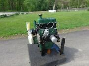 Ford 3 Cylinder 2.45 L Engine One Half Of A 300 4.9 L Prototype