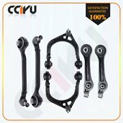 6pcs Suspension And Steering Parts Control Arms For 2008-2010 Dodge Challenger