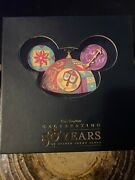 Disney Jumbo Pin Rare A Small World After All 50 Years Pin By Alex Sanso Le750